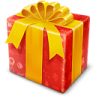 96x96px size png icon of gift