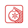 96x96px size png icon of Bauble 2