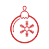 96x96px size png icon of Bauble