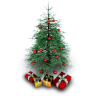 96x96px size png icon of Xmas Tree