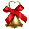 96x96px size png icon of christmas bell
