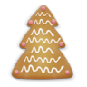 96x96px size png icon of christmas cookie tree 2