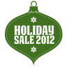 96x96px size png icon of Holiday sale 2012