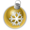 96x96px size png icon of Christmas Ornament 2