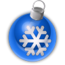 96x96px size png icon of Christmas Ornament 3