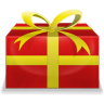 96x96px size png icon of Christmas Present 1