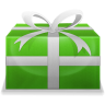 96x96px size png icon of Christmas Present 2