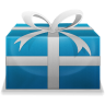 96x96px size png icon of Christmas Present 3