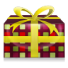 96x96px size png icon of Christmas Present 4
