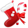 96x96px size png icon of Stocking