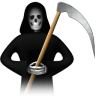 96x96px size png icon of Death