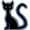 96x96px size png icon of Cat