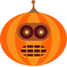 96x96px size png icon of Pumpkin Bander