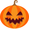 96x96px size png icon of Pumpkin Jack