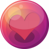 96x96px size png icon of heart pink 1