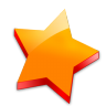 96x96px size png icon of Star full
