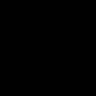 96x96px size png icon of wreath mistletoe