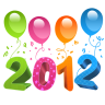 96x96px size png icon of 2012