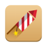 96x96px size png icon of Rocket Fireworks