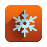 96x96px size png icon of Snow