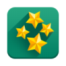 96x96px size png icon of Stars