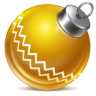 96x96px size png icon of ball yellow 1