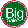96x96px size png icon of Christmas Big Sale