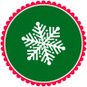 96x96px size png icon of Christmas Snow Flakes 3