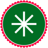96x96px size png icon of Christmas Snow Flakes