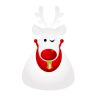 96x96px size png icon of deer