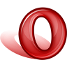 96x96px size png icon of Browser opera