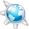 96x96px size png icon of Konqueror