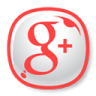 96x96px size png icon of Google Plus