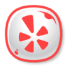 96x96px size png icon of Yelp