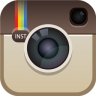 96x96px size png icon of Active Instagram 3