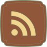 96x96px size png icon of RSS