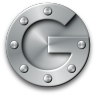 96x96px size png icon of Google Authenticator