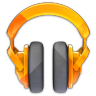 96x96px size png icon of Google Play Music