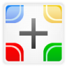 96x96px size png icon of Google Plus 4
