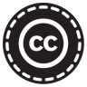 96x96px size png icon of Creative Commons