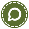 96x96px size png icon of Identica