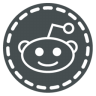 96x96px size png icon of Reddit