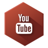 96x96px size png icon of Youtube Old