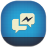 96x96px size png icon of facebook messenger