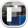 96x96px size png icon of flipboard 3