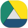96x96px size png icon of googledrive