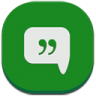 96x96px size png icon of hangouts