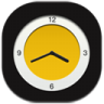 96x96px size png icon of clock analog