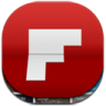 96x96px size png icon of flipboard