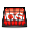 96x96px size png icon of lastfm